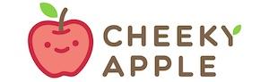 Cheeky Apple Logo