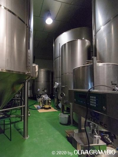 olivagram Herstellung