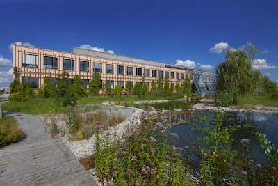 Byodo Firmengebäude