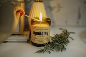 Candel Lavendel