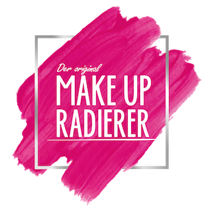 Der original MakeUp Radierer Logo