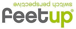 FeetUp Logo