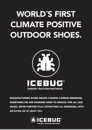 Icebug Klimapositiv