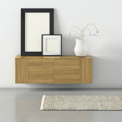 Pickawood Sideboard Eiche Front 1