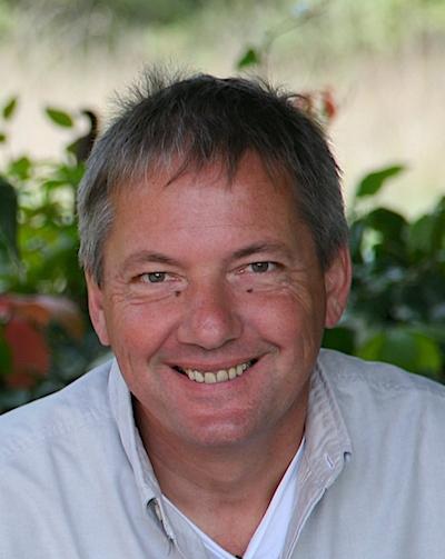 Porträt Peter Riegel