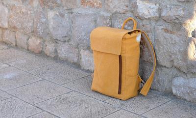 SORBAS Backpack vegan und fair hergestellt