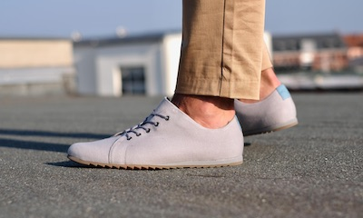 SORBAS ein eleganter Sneaker aus Canvas