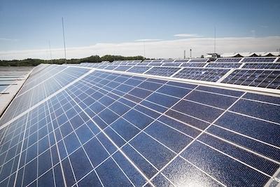 dieUmweltDruckerei Solaranlage Verwaltung