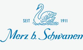 ©Merz b schwanen logo