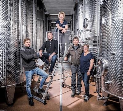 Bioweingut Hemer Team