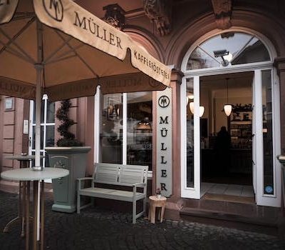 Kaffeebar Altstadt Mainz Müller Kaffeerösterei GmbH©