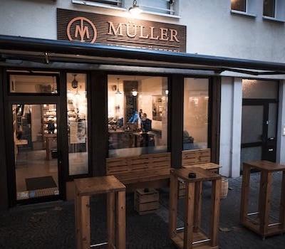 Kaffeeladen Müller Kaffeerösterei GmbH©