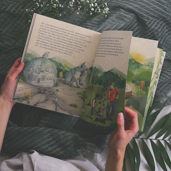 matabooks Kinderbuch Einblick