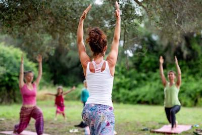 renatour Auszeit Yoga