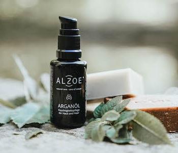 ALZOE Arganöl und Seifen