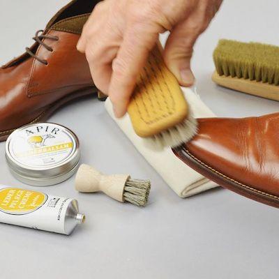 Tapir Schuhpflege