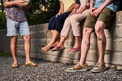 Doghammer UG - Nachhaltige Schuhe aus Kork, fair produziert