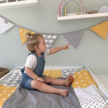 Wickelauflage Einfach mehr Individualität fürs Babyzimmer