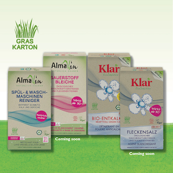 AlmaWin nachhaltige Verpackungen